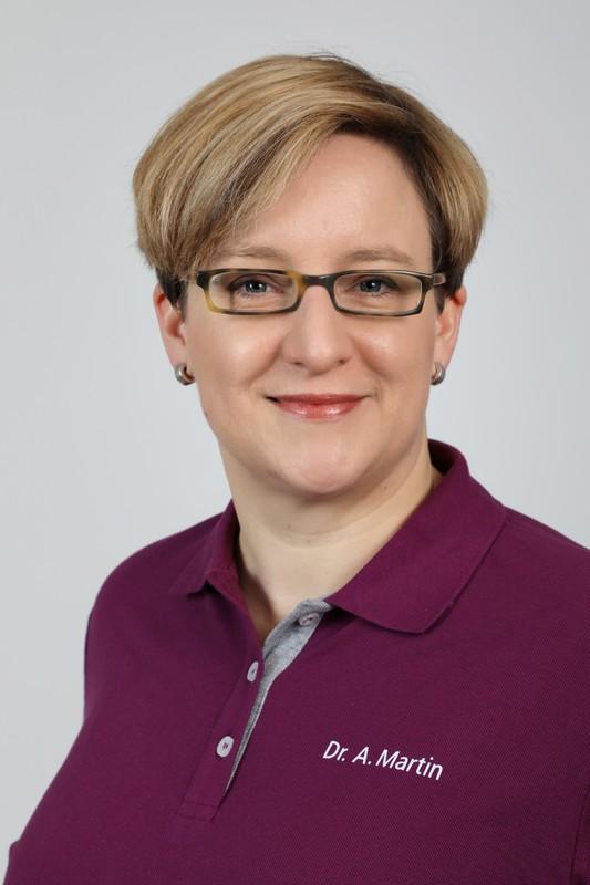 Dr. Aliki Martin